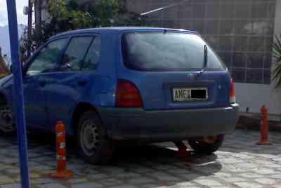 Αγιος Νικόλαος, Κιτροπλατεία, Παρκάρισμα - 200902091223
