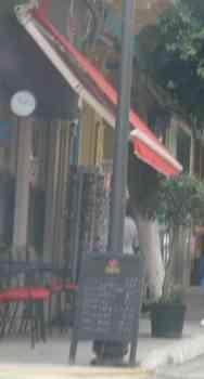 Αγιος Νικόλαος, Δένδρο κάτω από τέντα - 200905301523