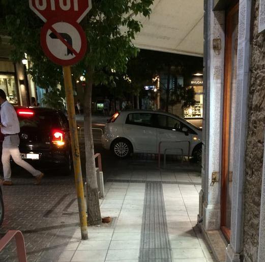 Αγιος Νικόλαος, Κεντρικός δρόμος - 20140902-1