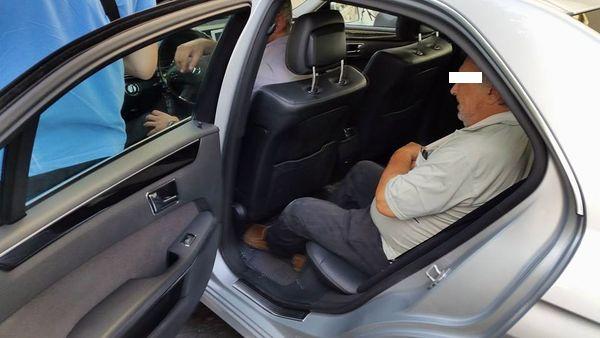 Αγιος Νικόλαος, μεταφορά ασθενή με ταξί στην Ιεράπετρα - 20140923-1