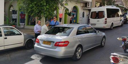 Αγιος Νικόλαος, μεταφορά ασθενή με ταξί στην Ιεράπετρα - 20140923-2