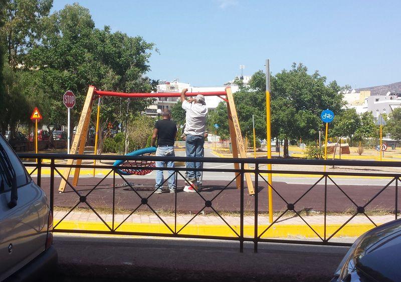 Αγιος Νικόλαος, Πάρκο Κυκλοφοριακής Αγωγής - 20140925_122048