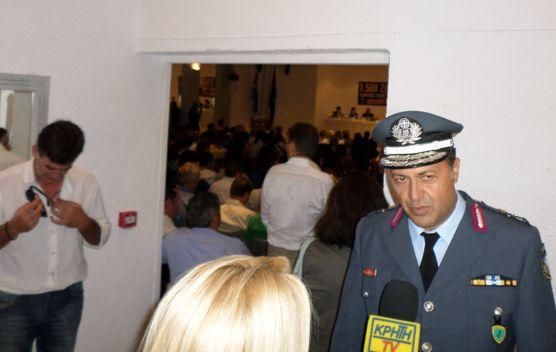Αστυνομική Διεύθυνση Λασιθίου, Τροχαία Αγίου Νικολάου, Ημερίδα - 201410071841