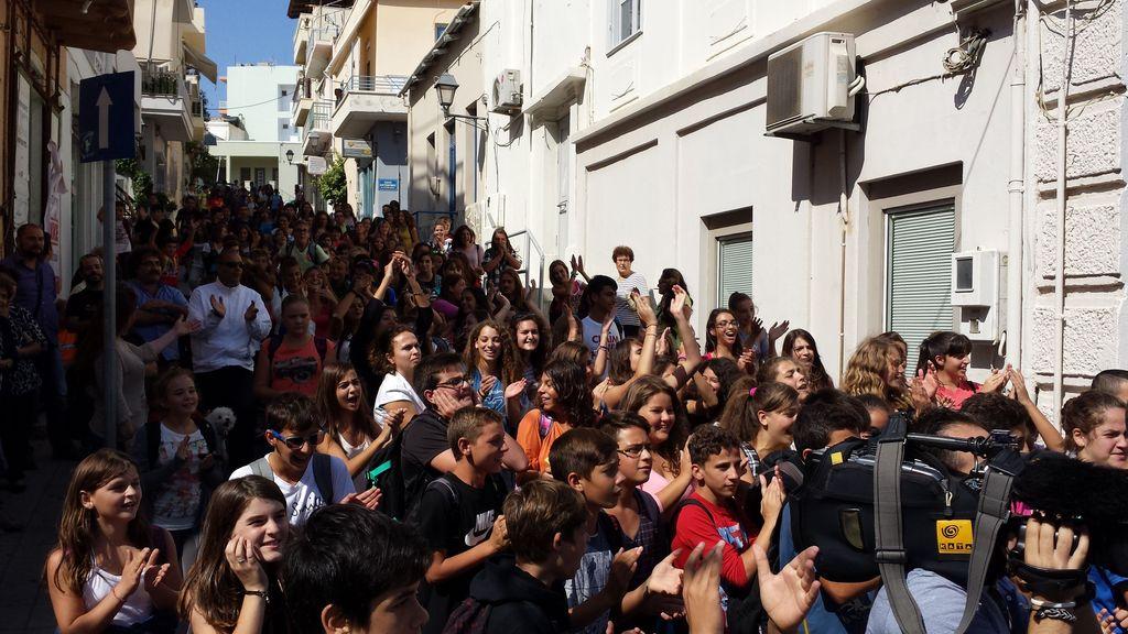 Αγιος Νικόλαος, διαμαρτυρία για υποβάθμιση νοσοκομείου - 20141010_123926-s