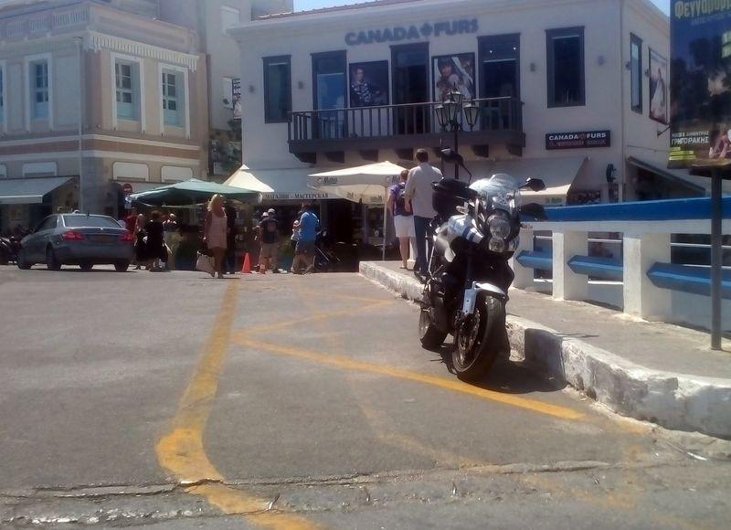 Αγιος Νικόλαος, γέφυρα, μοτοσυκλέτα λιμεναρχείου - IMG_20150828_123840-s