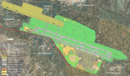 Σχέδιο Αεροδρομίου Καστελίου