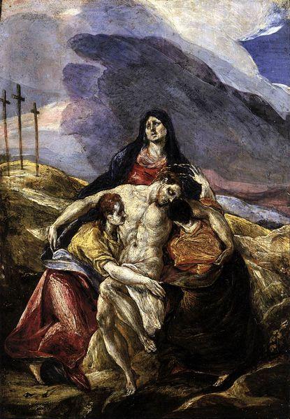 Δομήνικος Θεοτοκόπουλος (El Greco) 1571-1576