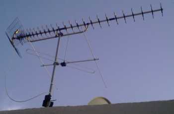 Κεραίες τηλεόρασης - ραδιοφώνου