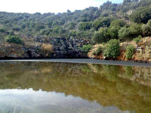 Κριτσά, Λίμνη Κατσίγαρου - 20080523
