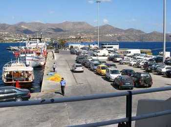 Λιμάνι Αγιου Νικολάου Κρήτης