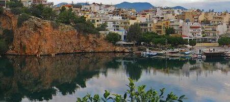 Αγιος Νικόλαος - Λίμνη